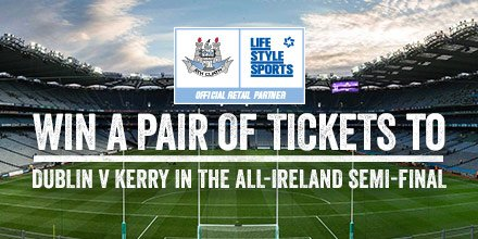 Cheer on the boys in blue this Sunday! We have a pair of tickets up for grabs; https://t.co/rdYDwmTzsk #DUBvKER https://t.co/2J0NjfTJYu