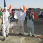 Pictures of PM Modi with Baloch martyr & freedom fighter Akbar Bugti seen in protests across Balochistan, Pakistan. https://t.co/MAqvCVdIjs