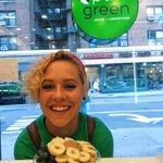 """This acai bowl is bigger than me!"" #puregreen #acai #breakfast #wednesday #eats #nyc https://t.co/40BqUAPrAQ"