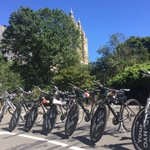 🚲24 speed & smooth transitions #WednesdayWisdom #centralpark #cannondale #nyc #LuxuryTravel 🚲 https://t.co/SMti2bTU3d