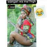 How USIU students think wangari wa mathai looked like https://t.co/20R7lsZSG9