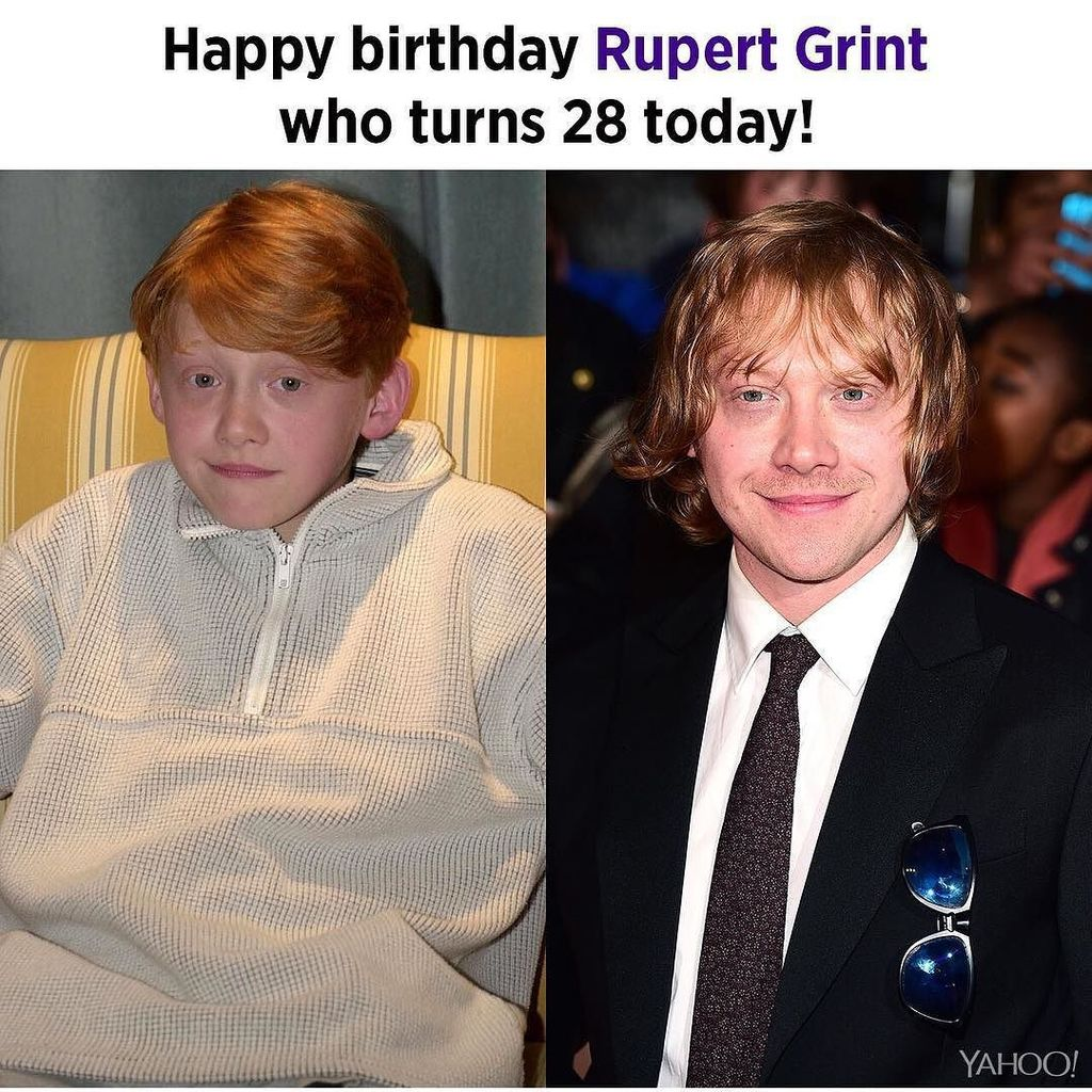 Sexy Rupert Grint (born 1988) naked photo 2017