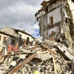 PLEASE #PrayForItaly as death toll from the strong earthquake now at least 37. (Photo: AFP) https://t.co/DZxu31zQ6I https://t.co/gvugrgL6nk