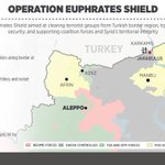 Syria operation a response to attacks on south #Turkey +US Offials: We Support Turkeys Operations in Syria. https://t.co/6xEna5SSM1