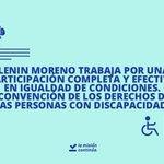 1000 millones, o el 15 % de la población mundial sufren algún tipo de discapacidad. #LenínEnLíbano https://t.co/qLcTjj7spz