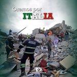 Oremos por las victimas del terremoto de 6.2 que se registró en el centro de #italia. #OremosporItalia 🙏🏼 https://t.co/p0ZWBWkkpn