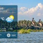 Buen día #ACAPULCO... ¡Es media semana y mientras en otros lugares llueve, aquí el sol ya salió! #VámonosPaGuerrero https://t.co/wZxIFc0m0I