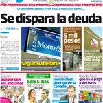 Se dispara la deuda en #Veracruz #EnPortada del Diario #OyeVeracruz https://t.co/Z73LI1LXse