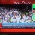 1 million people in PTI Julsa at Jhlum#NA-63 Phir kahtay hien Dandli Ho gai...Koi Sharam Hoti hay Koi HAYA Hoti hay https://t.co/dheTqvi8NF