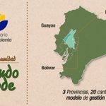 Tres provincias se benefician del Proyecto #MundoVerde al recibir un Modelo Integral de Gestión de Residuos Sólidos. https://t.co/6VfxXYmdQd