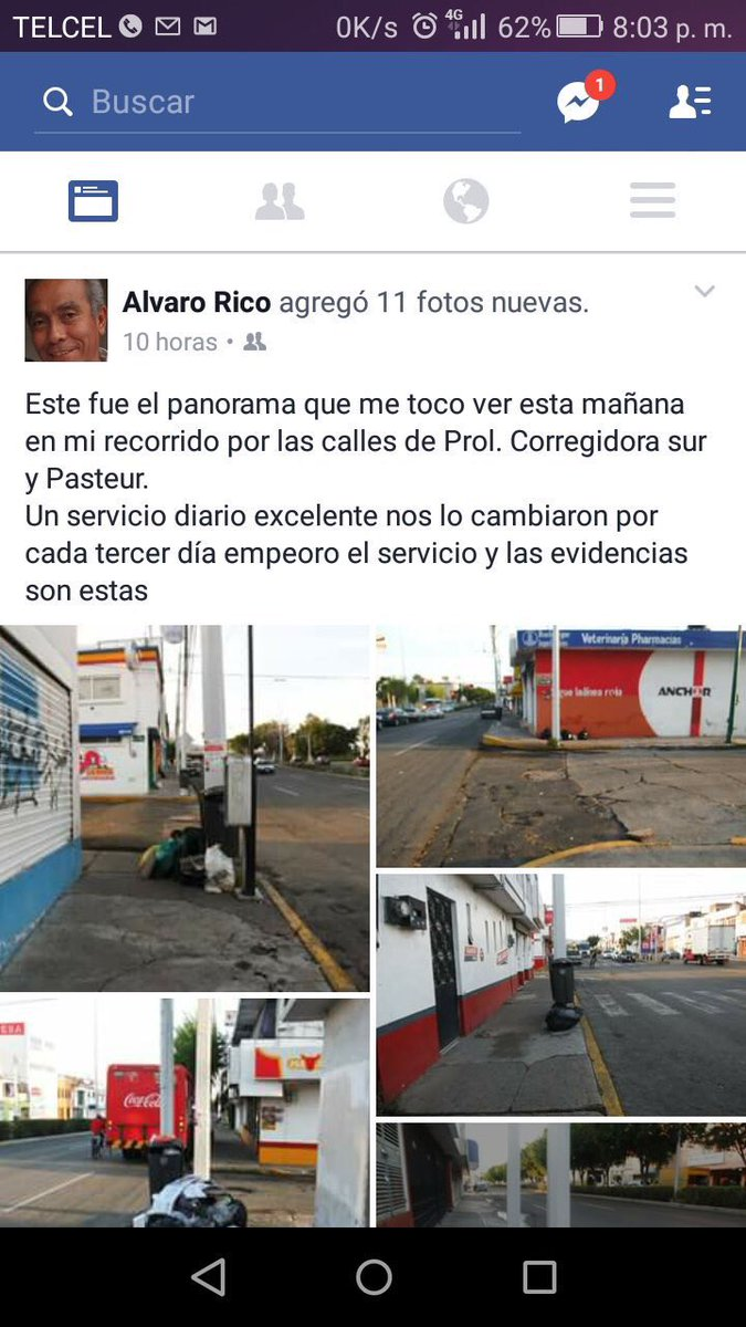El problema de cuando cambian algo que funcionaba, #basura @MarcosAguilar gracias por difundir @alvaroricocruz https://t.co/3MfVi0eBRn