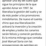 Canarias: burbuja inmobiliaria 2.0 #LeyDelSuelo https://t.co/byb0j6p518 vía @lavozdelanzarot por @josecdiez https://t.co/6529sRVPmN