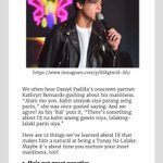 Tunay na lalake? CREDIT HIS MOTHER! It was her all along! She molded DJ into THE MAN ! #PushAwardsKathNiels https://t.co/UsTT5Ce1Kg