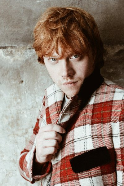 Happy birthday to the Harry Potter star Rupert Grint who is turning 28 today !