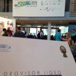 #Bolivia presente en el #FOSS4G2016 #UMSA @georchestra @geobiker2 https://t.co/wuw5N0MrXS