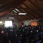 Director Hospital Purranque, Dr. Roberto Lopez llama a los jóvenes a ser protagonistas de diálogo comunal en salud. https://t.co/JqSCYdhpTw