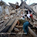 Earthquakes shook central Italy overnight, killing dozens and trapping scores under rubble. https://t.co/tnLs5lW4pm https://t.co/Z3DPF4rsro