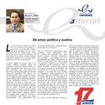"""Interesante editorial publicado en Revista @Estudiantes2000 por el asambleísta @JoseLuis_Macas recomendable! https://t.co/SWW8lbzumK"""