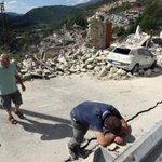PHOTOS: Italian town devastated by earthquake https://t.co/8WXeavmcoQ #abc15 https://t.co/23obLlP2G9