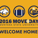 Its Move In Day! Welcome to all MSU Freshmen, families and friends! Welcome Home! #GoCats https://t.co/odYsmJDP8L