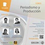 #FelizMiercoles Asiste a #PeriodismoYProducción, foros gratuitos en #Espol. #Uees #UPS #UCG #UCSG #Guayaquil https://t.co/IsJQGn0Rgr