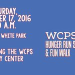 Have you registered for our Hunger Run?  All proceeds benefit the @WCPS_SynergyCtr! https://t.co/fzoRRJpvmP https://t.co/P5MSrfhQs9