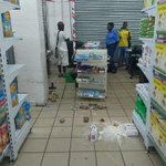 Dear @CHOPPIES_Stores - You ignored the CITIZENS demands in #Zimbabwe - Now we are here https://t.co/cRzcY5wRH4