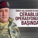 #FıratKalkanı Operasyonunu KahramanŞehit #ÖmerHalisdemire şehadet emrini veren vatansever Zekai Aksakallı yönetiyor https://t.co/oPxPXYlTmW