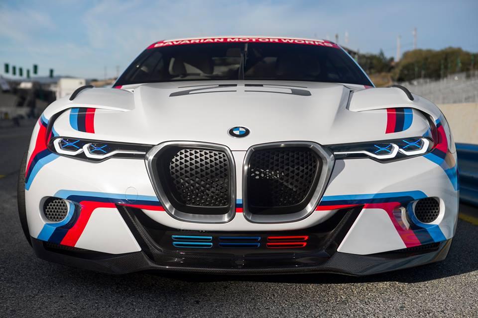 """Hemos bautizado a este #BMW3.0 CSL Hommage R con el nombre """"White Hurricane"""" ¿Cómo lo llamaríais vosotros? https://t.co/KG0Iw6gqHl"""