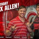 Happy Birthday TE Alex Allen! #HappyBirthday #GEAUXCajuns https://t.co/21LEigioUy