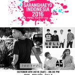 [JUST CONFIRMED] TAEYANG, AKDONG MUSICIAN, AND NELL. October 8th 2016 at ICE BSD City, South Tangerang. | @mecimapro https://t.co/aTjzhXvduU