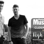 Lets go out with a bang tonight Peterborough! @HIGHVALLEY will close out our 30th Anniversary Season! #musicfest30 https://t.co/GA5uIdNdwP