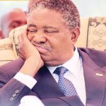 When VP Mhoko heard his Choppies Supermarket had just been looted. https://t.co/dsRyTTAwFy
