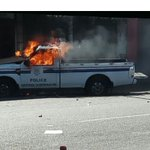 #Zimbabwe citizens fight back brutal police by burning police cars #ThisFlag: https://t.co/0BK1lJ20ea https://t.co/VAwdlxCL0P