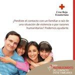 #Italia #Terremoto ¿Buscas a un familiar? Podemos ayudarte. Escribe a rcfecuador@cruzroja.org.ec Por favor dale RT https://t.co/y4Wxf7LKH6