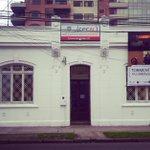 "La casa lista para recibir la muestra ""Tormentas"" de Paz Errázuriz. Viernes 26 https://t.co/d1wB1kUzKP.#Chillán https://t.co/KsJAvAAUMo"