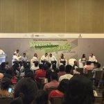 Entregan de manera simbólica de apoyos a beneficiarios del programa Jóvenes Emprendedores Prosperando #Acapulco https://t.co/Giv058UsMs