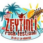 Zeytinli Rock Festivali @YapiKrediPlay sponsorluğunda Balıkesir'de! RT'leyenlere 15 çift kişilik bilet! #olurmuolur https://t.co/RTNgbw0O7h