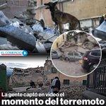 Ciudadanos captaron imágenes del terremoto de 6,2 en Italia (#video) » https://t.co/pvzO9NALV2 https://t.co/XUWr6YfuIX