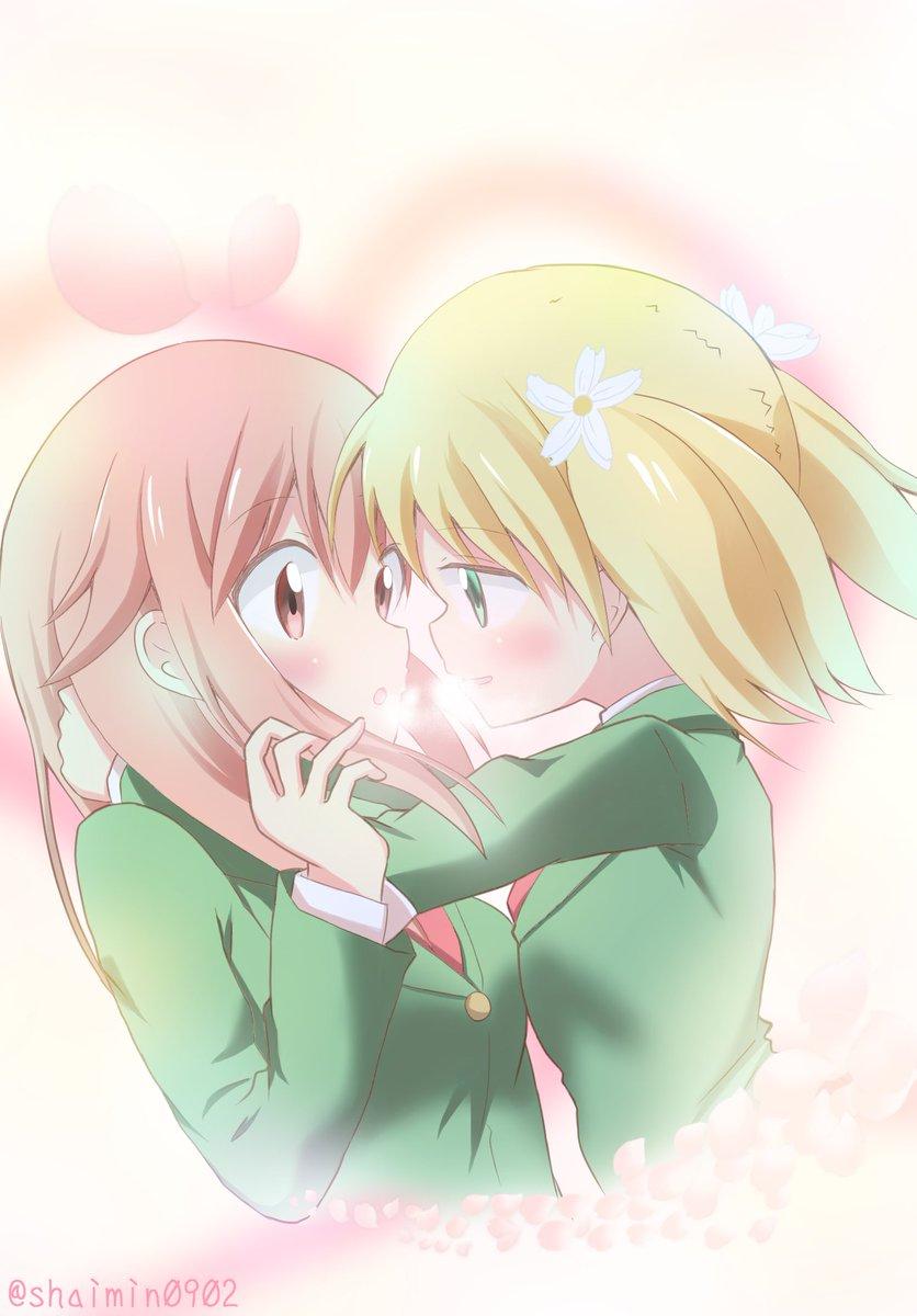優「8月25日はSBJKこと春香の誕生日だよ!春香おめでとー!」ということでおめでとうございます!桜Trick2期でも再