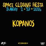 🌓 @kopanosdj 🌓  #SpaceClosingFiesta https://t.co/KF8F60ytbS  #27SpaceIbiza #Ibiza2016 https://t.co/8JfaPxeH16