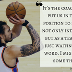 Steven Adams knows the game will be different without KD. Hes ready to pick up the slack from downtown. #Thunder https://t.co/QhYdMSJZvs