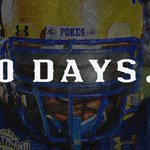 WE ARE READY FOR SOME COWBOY FOOTBALL! #10Days #GeauxPokes https://t.co/wndsicvT2w