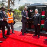 Uhuru launches Sh1.3bn Ngong Road dual carriageway upgrade https://t.co/NkVuZLOfle https://t.co/BusDiv4qUR