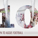 #12thMan, we are just 10 days away from @AggieFootball at Kyle Field! https://t.co/YBh3QaoTD3