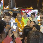 My colleague @Dr_Uditraj participated in the #TirangaYatra across his constituency in Delhi. https://t.co/cRVIZGVNdi