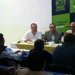 En Quito se realiza taller previo a la XII Directiva Nacional de @35PAIS #EcuadorEnTusManos https://t.co/fXaoY3pogn