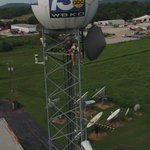 Working on @wbkotv and @WBKO_Weather cameras! Make sure to watch @ChrisAllenSkywx on Midday. https://t.co/L2O8in3beH