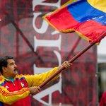 💛💙❤️ .@NicolasMaduro: Chávez recuperó el tricolor y lo convirtió en bandera, en causa y amor #NicolásTrabajoYPueblo https://t.co/JSXXn7A1o4