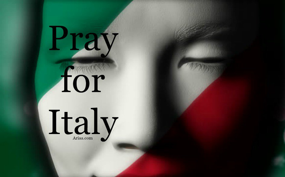 #PrayforItaly Death toll from this mornings earthquake now at 73 :( https://t.co/AYpk4ip60G